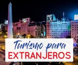 Turismo Extranjeros