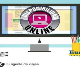 Ventajas Europamundo: Disponibilidad Online