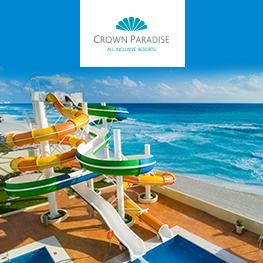 Hotel Crown Paradise Club Cancún