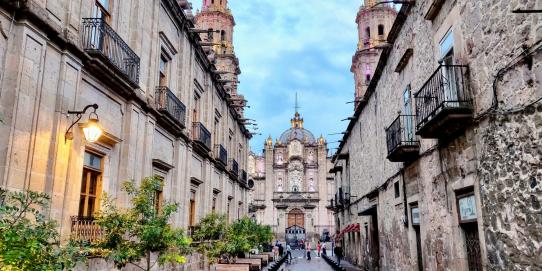 MORELIA DE AMOR EN MEXICO
