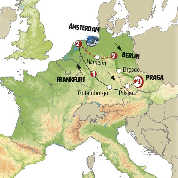 Europamundo Usa