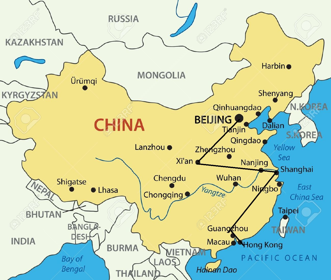 China Business Tours From India