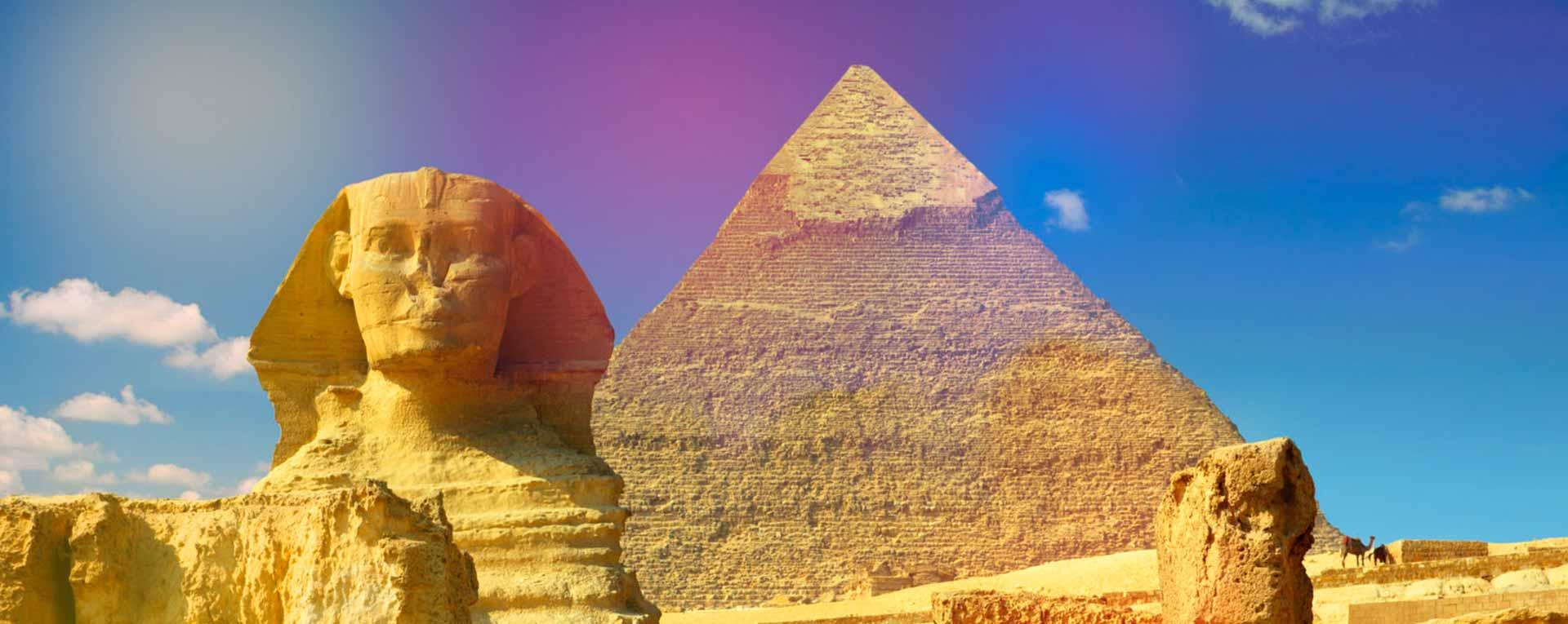 Egipto 8 días $795