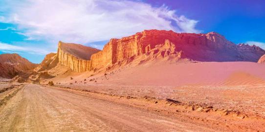 Desierto Mágico & Santiago Top