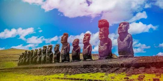 Extensión Isla de Pascua