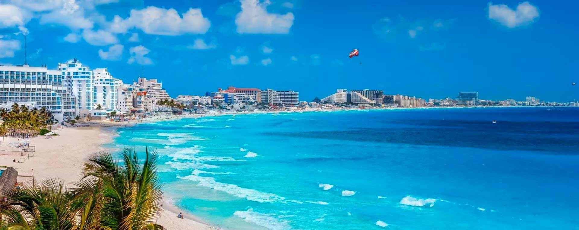 Bloqueos en el Caribe Mex