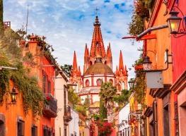 México Virreinal 9 días