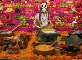 México Vivencial día de Muertos 6 días