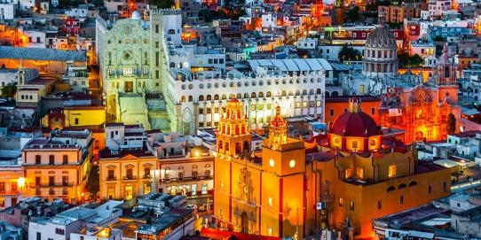 México Virreinal 8 días