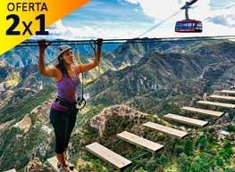 Barrancas del Cobre - Viaje redondo Chihuahua 3 días