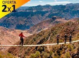 Barrancas del Cobre - Viaje redondo Chihuahua 4 días