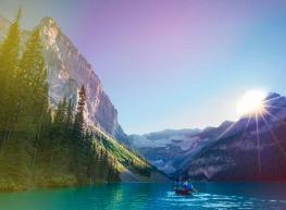 Calgary, Banff, Lake Louise 2021 al 2022 (DT)
