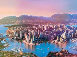 Canadá del Oeste Economy (GT)