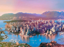 Vancouver - Whistler - Victoria (DT)