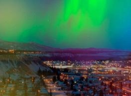 Auroras Boreales en Yukón Express 2021 y 2022 (DT)