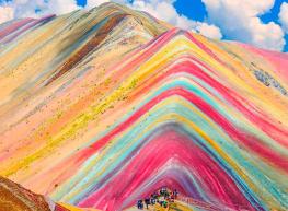 Arcoiris de los Andes