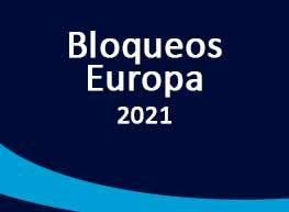 Bloqueos Europa 2021