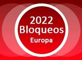 Bloqueo Europa 2022
