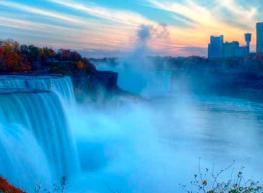 Aventura Canadiense con Niagara (CR)