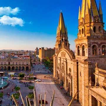 Guadalajara a tu alcance 4 días