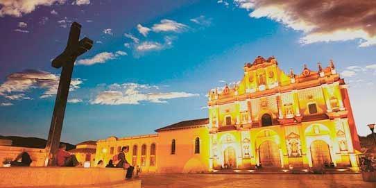 Chiapas 5 días Economy