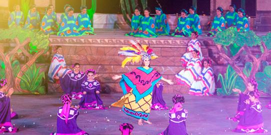 Oaxaca con Guelaguetza