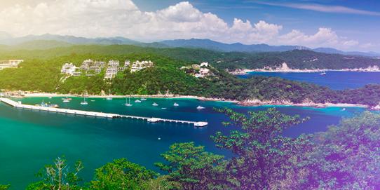 Puerto Escondido 7 días