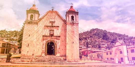Mixteca y Zapoteca con Pueblo Mágico