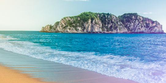 Puerto Escondido 4 días