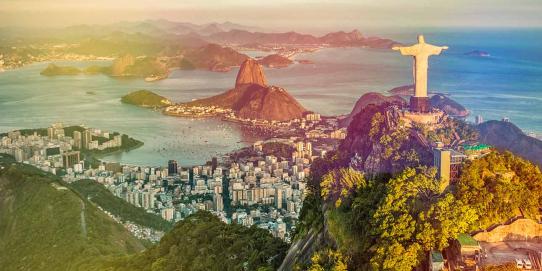 Lo mejor de Sudamérica