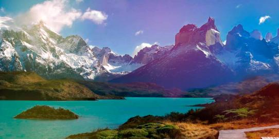 Patagonia Argentina y Chilena