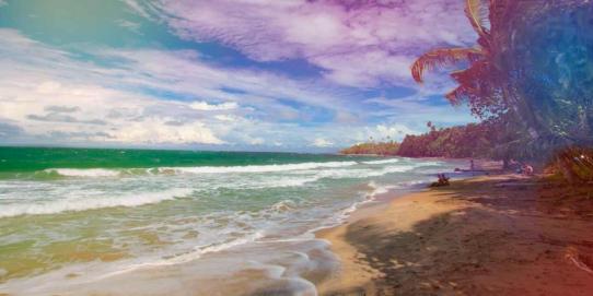 Costa Rica playas de encanto