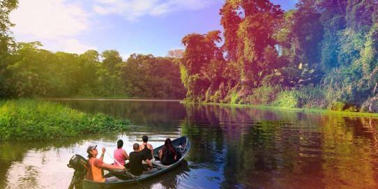 Descubre Costa Rica en familia