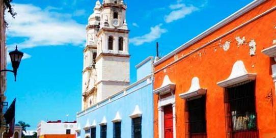 Descubre Campeche 4 días