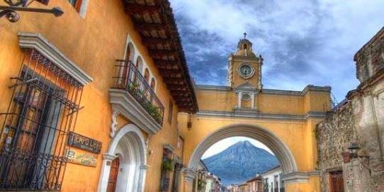 Guatemala Overland