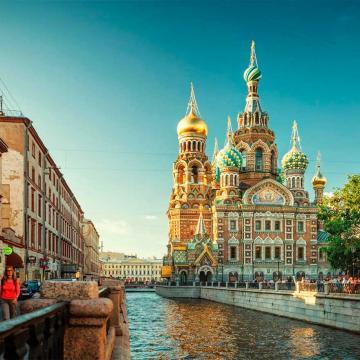 San Petersburgo 5 días
