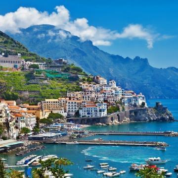 Tesoro Costa Amalfitana y Apulia