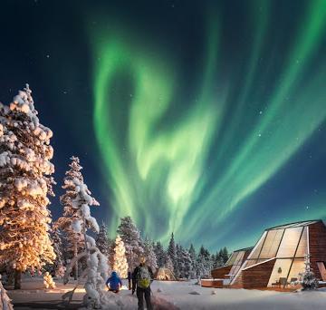 Navidad Mágica en Laponia