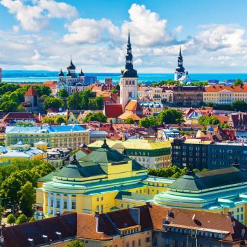 Países Bálticos y San Petersburgo