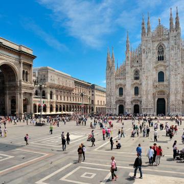 Circuito Brillo II Milán - Roma