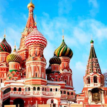 Moscú 5 días