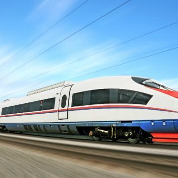 San Petersburgo, Moscú, Anillo de Oro en Tren alta velocidad