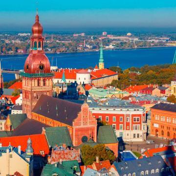 Riga, Tallin y San Petersburgo