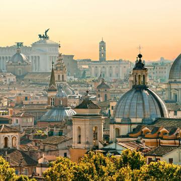 Italia Brillante I Roma - Milán