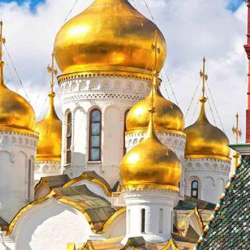 San Petersburgo y Moscú en Tren de alta velocidad