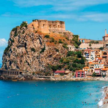 Tesoro Costa Amalfitana y Sicilia