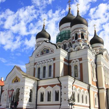 Riga y Tallin