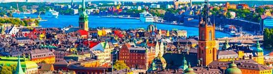 Países Nórdicos e Islandia
