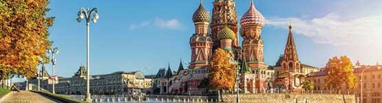 Rusia, Bálticos y Tren transiberiano