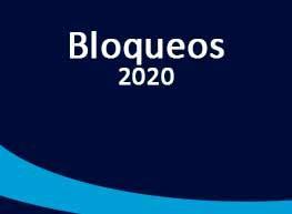 Bloqueos Europa 2020